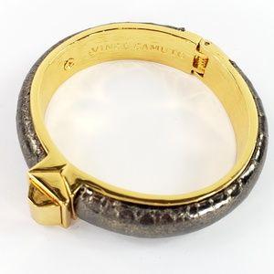 NWOT! Vince Camuto Bangle Bracelet Leather